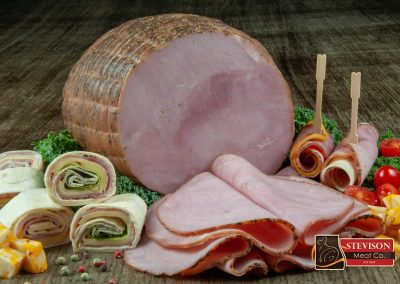 Peppered Ham