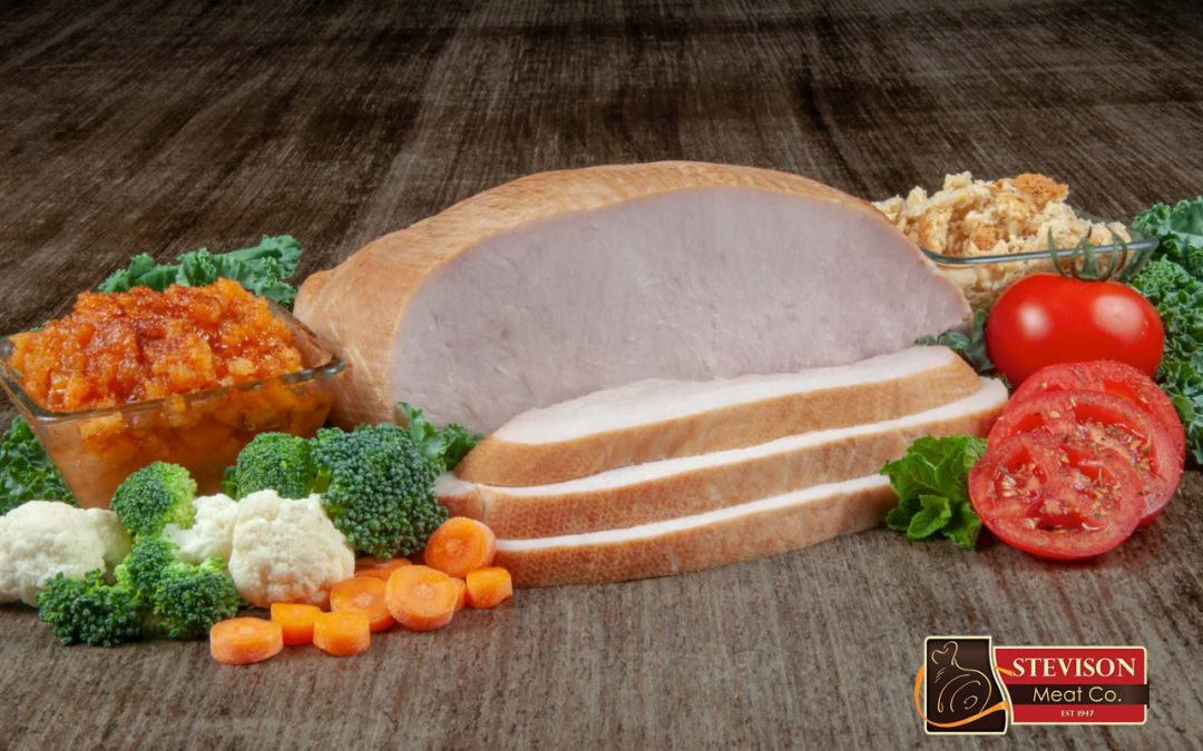 All-Natural Turkey Breast On the Shelf
