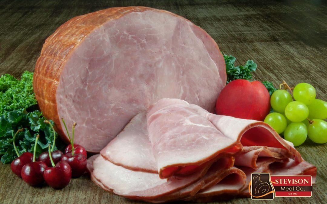 All-Natural Uncured Honey Ham