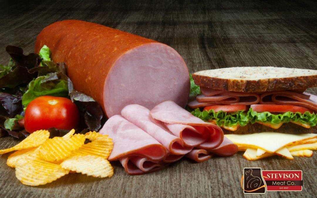 Naturally Hickory Smoked Endless Ham