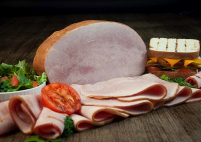 All-Natural Fire Smoked Uncured Ham